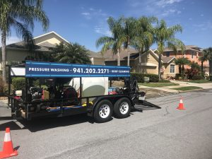 HOA Power Washing Bradenton