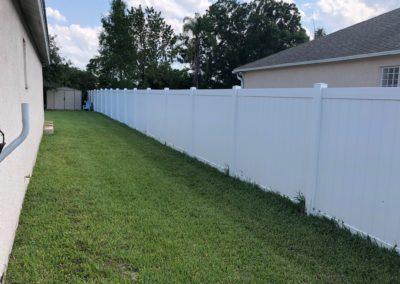 pvc fence cleaning bradenton